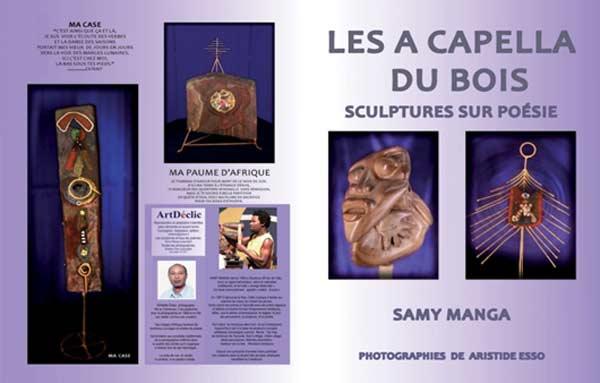 Les Acapella du bois – Sculpture sur Poésie